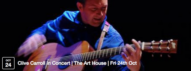 When the music press describes someone as an 'Incredible acoustic talent' and 'Peerless – no other word for it...' and when people like Jean-Christophe Novelli and Madonna are booking them for their private parties, then you know that something pretty special is going on. Welcome to the world of UK acoustic guitar phenomenon Clive Carroll...