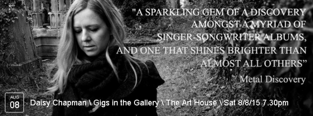 Atmospheric, articulate vocals and haunting piano loops - BOOK NOW
