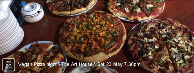 An evening of delicious, homemade pizza and music BOOK NOW