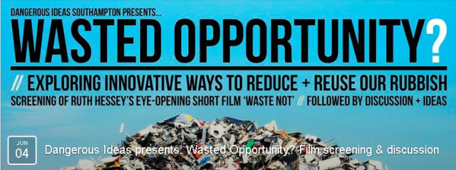 "Rummage through ideas about waste. ""Wasted Opportunity?"" at the Art House will explore innovative ways to reduce and reuse our rubbish."
