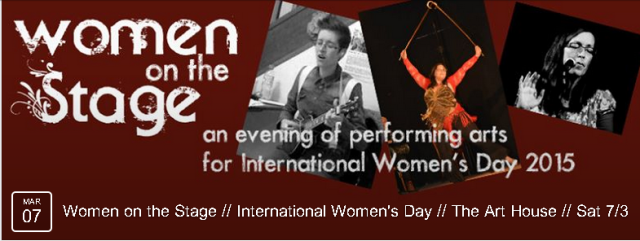 Enjoy a glorious evening celebrating local women, local talent and grassroots performance.