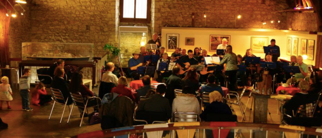 Concert at The Wool House
