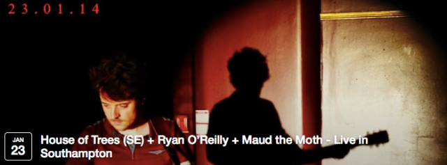House of Trees (Sweden) + Ryan O'Reilly + Maud the Moth