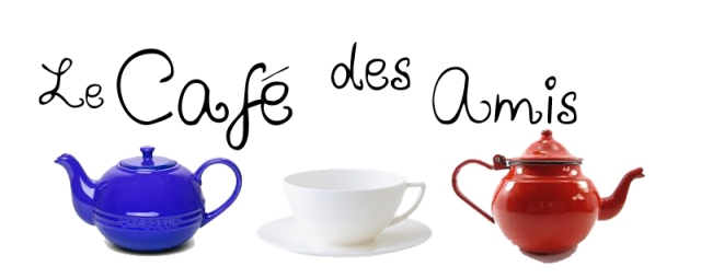 French language cafe every Wednesday (except August & Christmas) 12.30 - 1.30pm, by donation  CLICK HERE FOR DETAILS