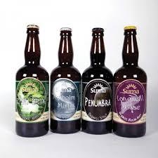 Organic beers..... mmmmm