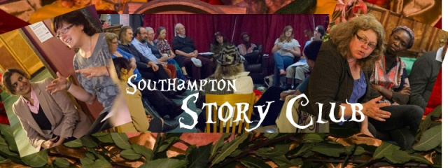 Story Club header