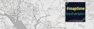 Maptime Southampton - mapmaking meetup, second Wednesday of the month 7.30pm